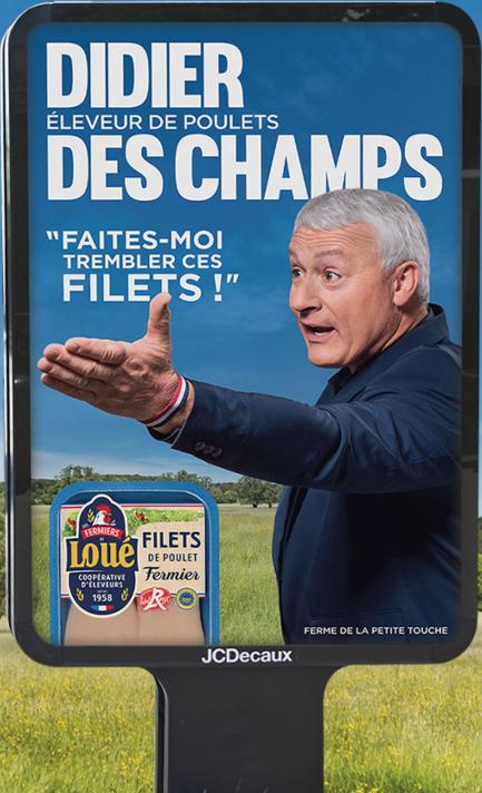 Didier éleveur de poulet des champs