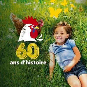 Les Fermiers de Loué - 60 ans d'histoire