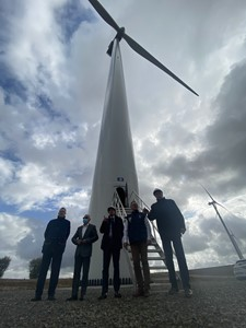 Inauguration - Eoliennes